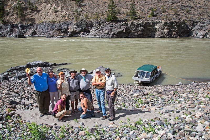 British Columbia; Canada; Chris Harris; Fraser River Canyon; Cariboo-Chilcotin;