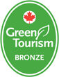 "Sustainable Tourism Award from ""Green Tourism Canada"""